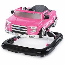 New Walker Design Details About Bright Starts 3 Ways To Play Ford F150 Baby Walker Pink Car Design For Baby New