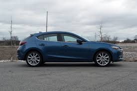 2017 Mazda3 vs Honda Civic Hatchback - AutoGuide.com News