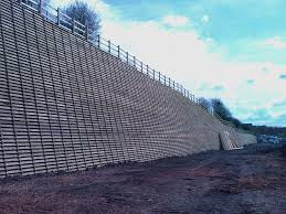 Small Picture Wooden retaining wall modular PERMACRIB Phi Group