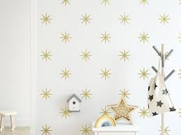 gold wall decals for living room bee