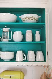 Inside Kitchen Cabinet Kitchen Fascinating Paint Inside Kitchen Cabinets Design Inside