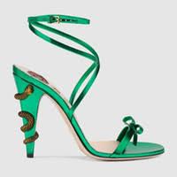 Wholesale <b>Women</b> High Heels <b>Snake</b> Sandals for Resale - Group ...
