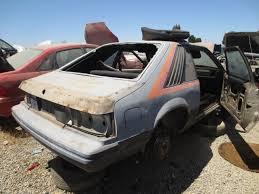 Junkyard Find: 1979 Ford Mustang