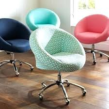 armless wood office chair with wheels. desk: desk chair without wheels egg potterybarnteen new office i need this armless wood with c