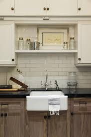 walk in pantry with soapstone countertops