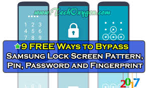 Pattern Password Disable Delectable Bypass Samsung Lock Screen Pattern PIN Password [WORKS 48%]