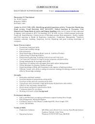 CURRICULUM VITAE BASAVARAJU M, PANCHAKSARI E-mail: p.basavaraju.career@ ...