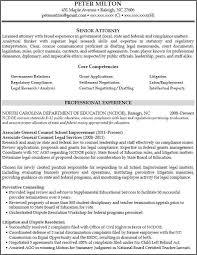 Attorney Resume Samples Fascinating Attorney Resume Samples Cool Associate Attorney Resume Sample