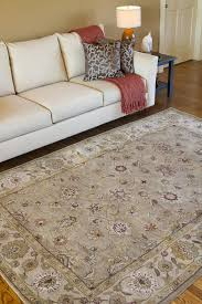 image is loading surya crowne crn 6010 5x8 brown area rug