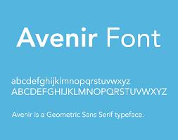 Avenir Lt Light Font Free Download Download Fonts Get Latest Fonts Free