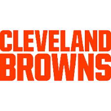 Cleveland Browns Wordmark Logo | Sports Logo History