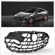 <b>Решетка</b> бампера радиатора для Mazda 3 <b>AXELA</b> 2018 2019 ...