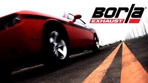 2009 2014 Dodge Challenger Exhaust System Sound Borla Atak Vs S Type Vs Touring