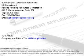 job opportunities kansas housing resources corporation there are currently no positions open please check back often