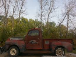 1948 Mercury M47 same as Ford F-1 F1 Pickup Truck Very Rare Complete ...