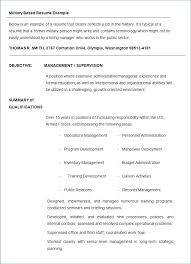 Sample Of A Good Resume Format – Resume Bank