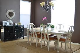 refinishing dining room chairs. refinished dining room table and chair re-upholstery tutorial refinishing chairs m