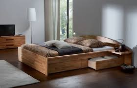 Solid Wood Bed Brings The Bedroom Design To A Higher Level – Fresh