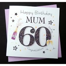Luxury Handmade Milestone Birthday Card For Her