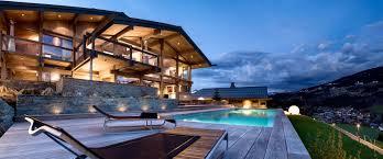 Luxury Chalets Chalet Mont Blanc