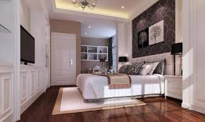 Image Dark Wood Which Wood Flooring Option Is Best For Your Bedroom Bsi Flooring Which Wood Flooring Option Is Best For Your Bedroom Hardwood