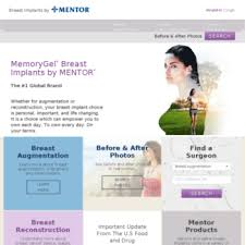 Mentor Breast Implants Size Chart Yourbreastoptions Com At Wi Breast Implants By Mentor