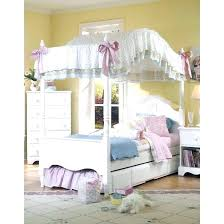Little Girl Canopy Beds Download This Picture Here Doll Princess For ...