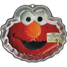 Wilton Elmo Cake Pan 10 12in X 13 12in Party City Canada