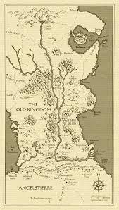 old kingdom book map