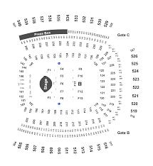 Heinz Field Seating Chart Row Numbers Garth Brooks Heinz Field Tickets Pittsburgh 5 18 2019