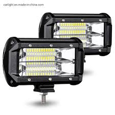 Truck Work Lights China Led Pods Light Bar 40w Off Road Driving Fog Lights