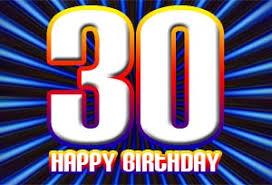 Glückwünsche Und Sprüche Zum 30 Geburtstag
