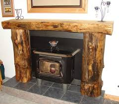 rustic fireplace mantels and surrounds ideas kitchensdesigns info