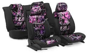 muddy girl camo seat covers