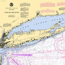 Long Island Sound Depth Chart Best Picture Of Chart