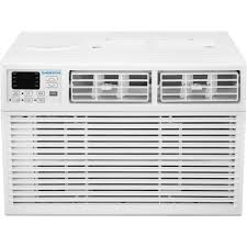 window air conditioner. emerson quiet kool 6,000 btu 115-volt window air conditioner with remote 0
