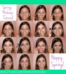 fresh faced spring makeup tutorial diana i s makeupbydiana photo beautylish