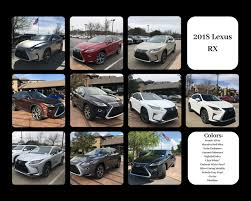2012 Lexus Color Chart Ultimate Lexus Color Cheatsheet North Park Lexus At