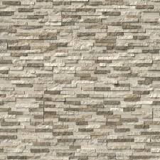 colorado canyon pencil stacked stone l shaped corner ledger panel wall tiles