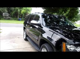 2010 Chevy Tahoe interior and exterior detail - YouTube