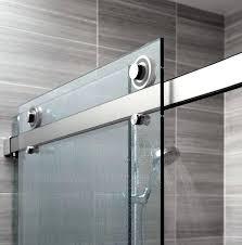 sublime frameless shower doors hardware sliding glass shower door hardware from 9 best the glass sliding