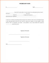 Promissory Note Sample Template Promissory Note Format India Sample Promissory Note Promissory Note 7