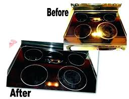 glass stove top cleaner ser best ceramic do it wood unique clean ideas on cleaning