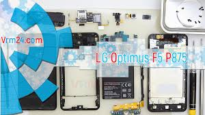 🔬 Tech review of LG Optimus F5 P875 ...