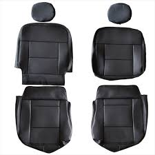 name leather seat cover driving