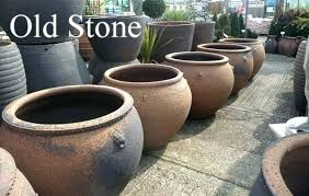 garden pots blue big clay large ceramic flower new design outdoor planters giant urn huge for big ceramic planters large glazed exterior