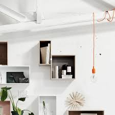 pendant lamp e27 socket led from muuto
