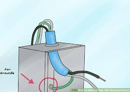 how to wire a simple 120v electrical circuit pictures image titled wire a simple 120v electrical circuit step 12