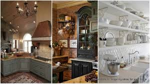 black and white french country kitchen style sinks decorating ideas provincial interior design small kitchens styles