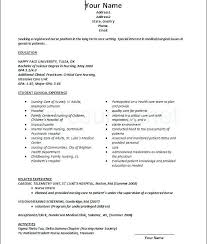 New Graduate Resume Sample Resume For Newly Graduates Golden Dragon ...